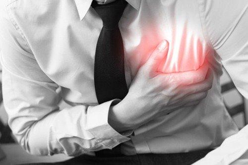 Đau thắt ngực – Triệu chứng đặc trưng của bệnh mạch vành